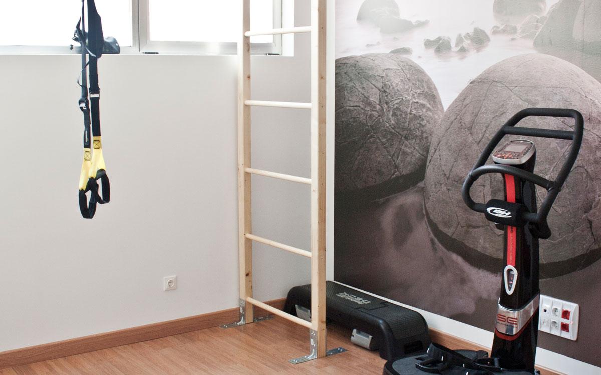 Instalaciones– Centro de entrenamiento Pedro Calderón
